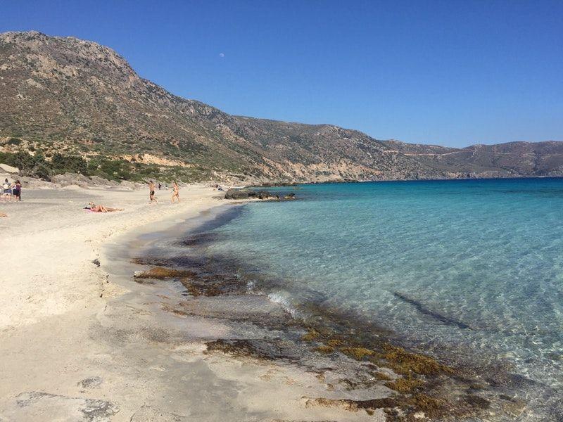 Лучшие пляжи Крита: обзор от Грекомании - Grekomania 26