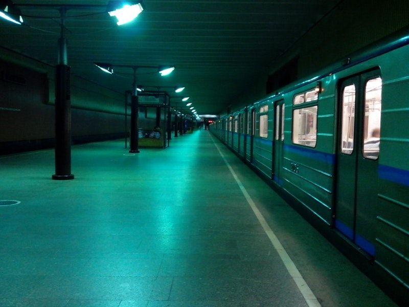 станция метро волжская фото